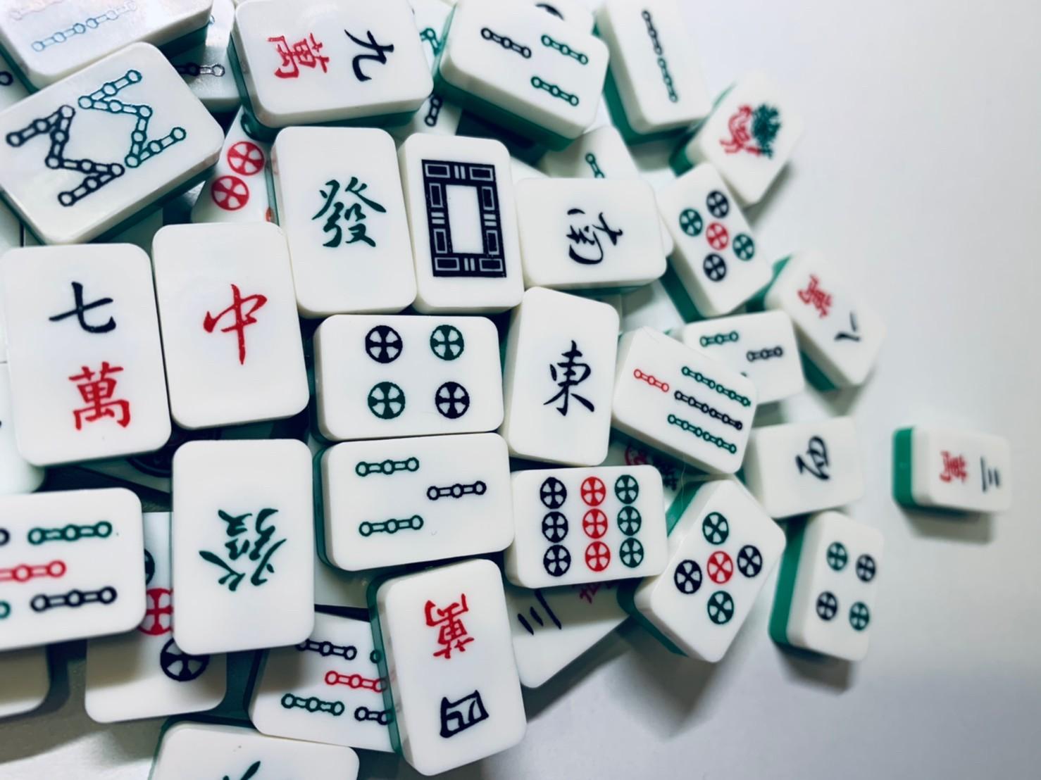 香港麻雀十三么13國士無雙 組合牌型