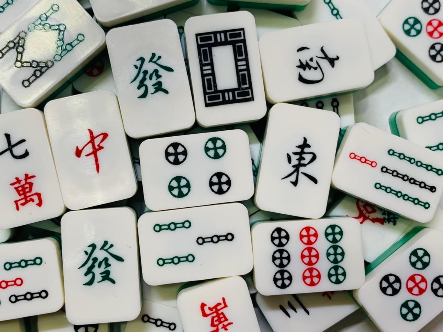 麻將英文術語怎麼說?打牌搶槓、清一色基本單字馬上學!