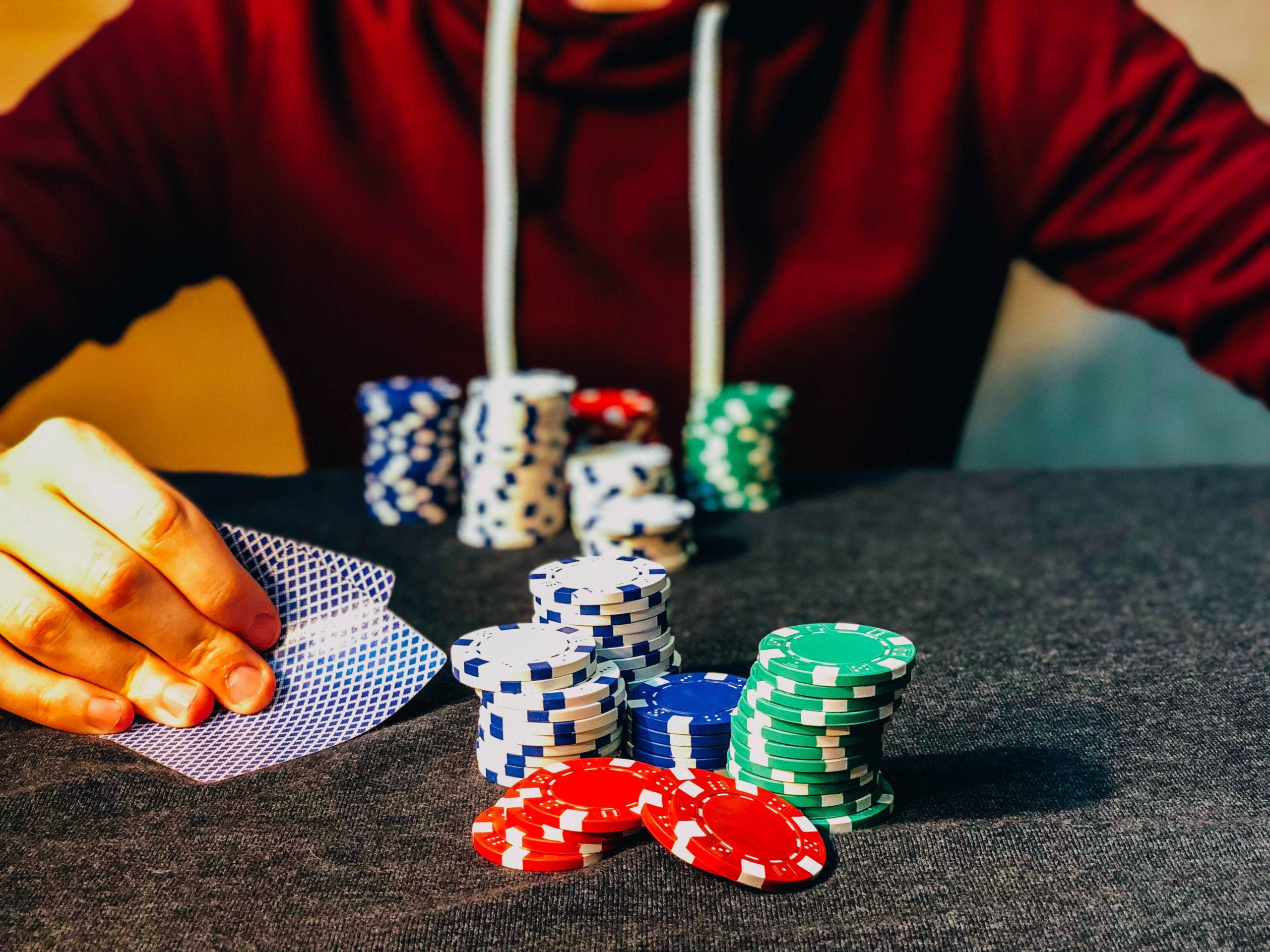 【網友分享】麻將輸贏結算,用籌碼還是用撲克牌?